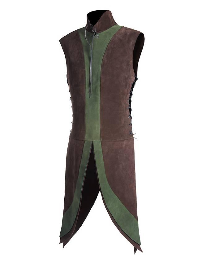 Dwarf Leather Armor Set Green Amp Brown
