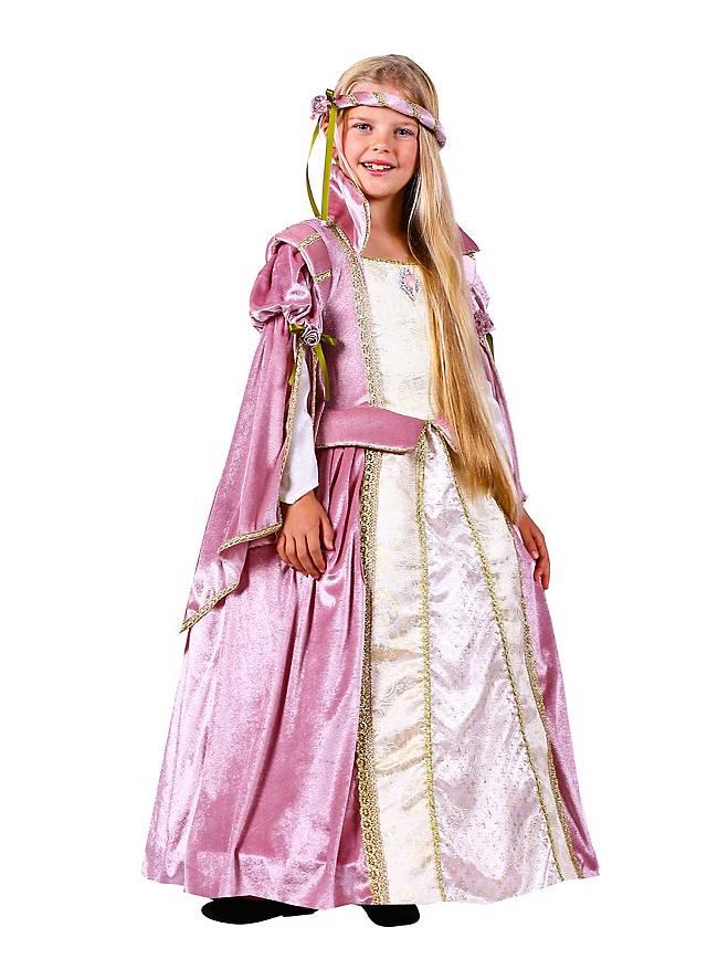 Edle Prinzessin Kinderkostüm