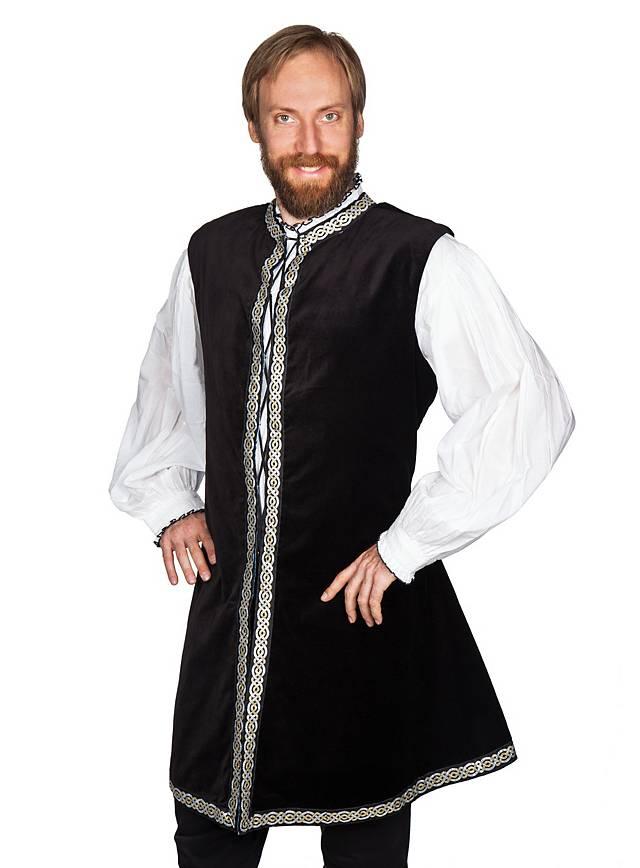 Edle tunika ohne rmel schwarz for Edle dekoartikel