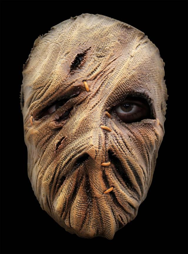 Einäugige Scheuche Maske des Grauens