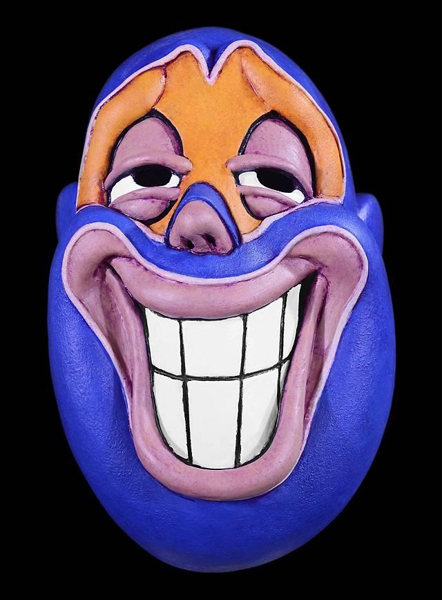 El Superbeasto Maske aus Latex