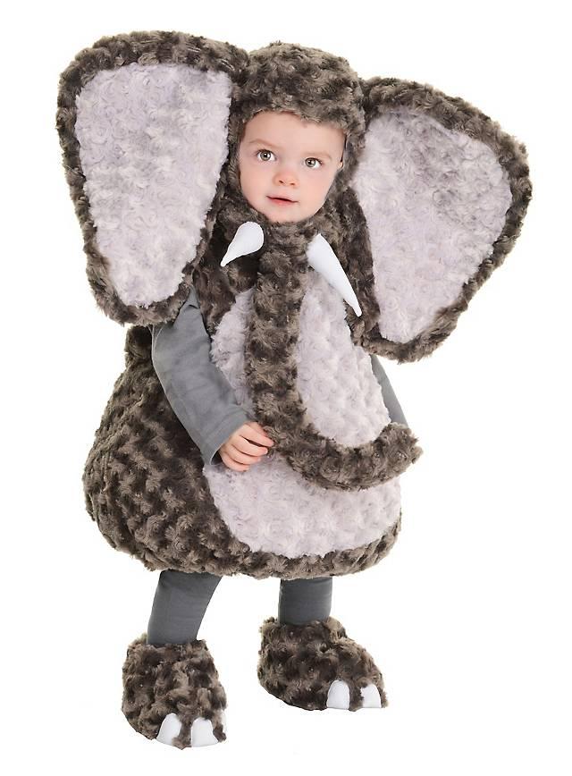 Elefant Kinderkostüm