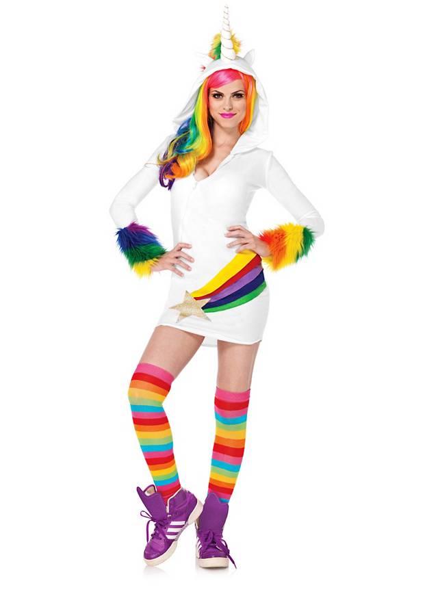 Einhorn Kostüm Faschingskostüme 2017 Kostümtrends