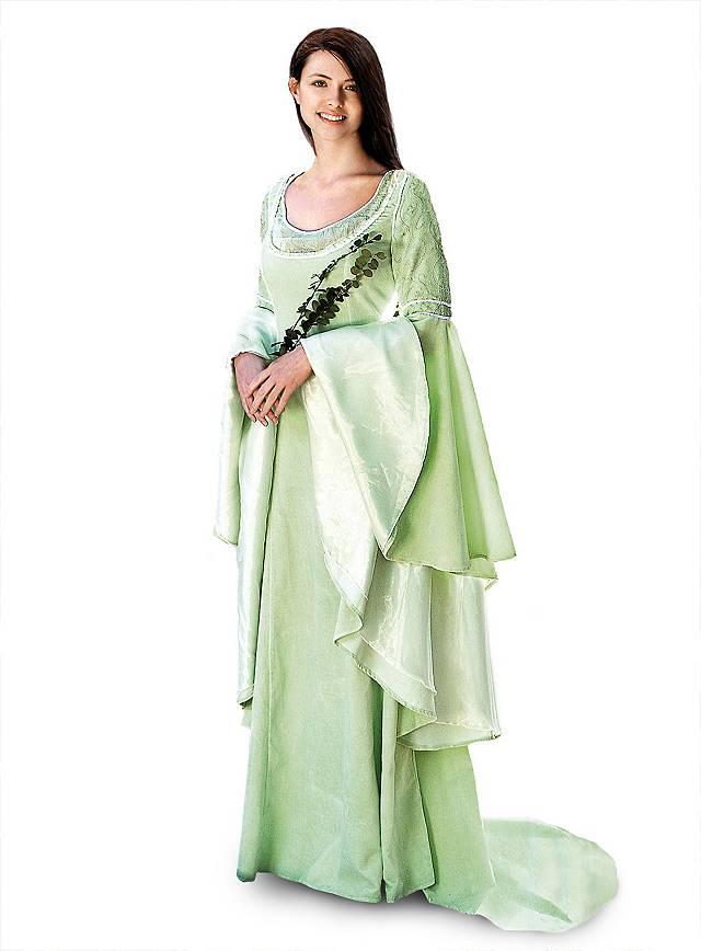 Elven Wedding Dress