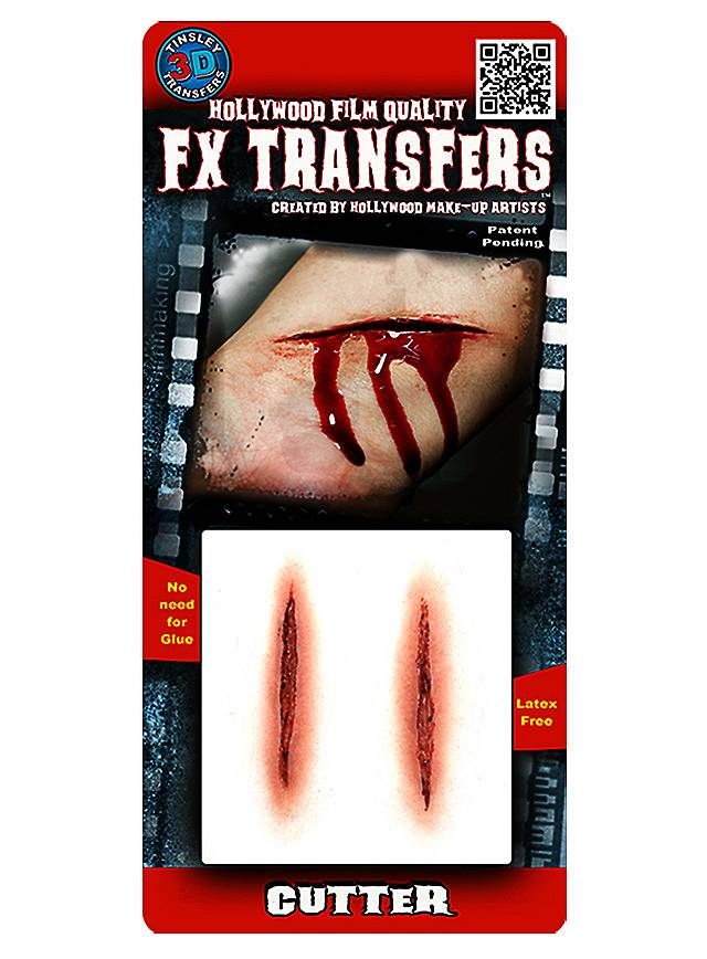 Entaille 3D FX Transfers