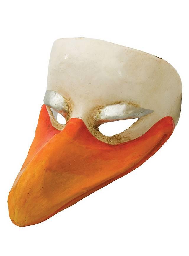 Ente Venezianische Maske