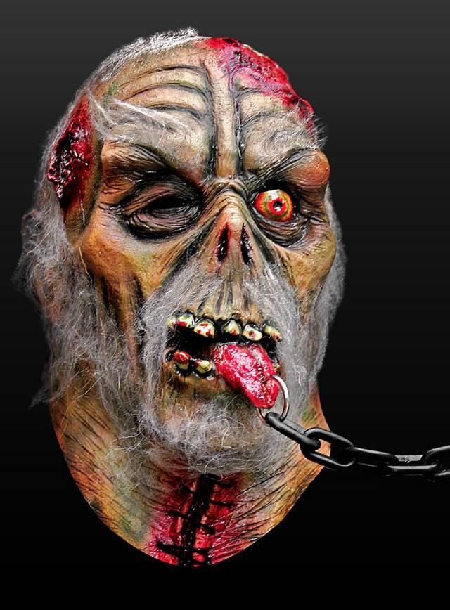 Esclave zombie Masque en latex