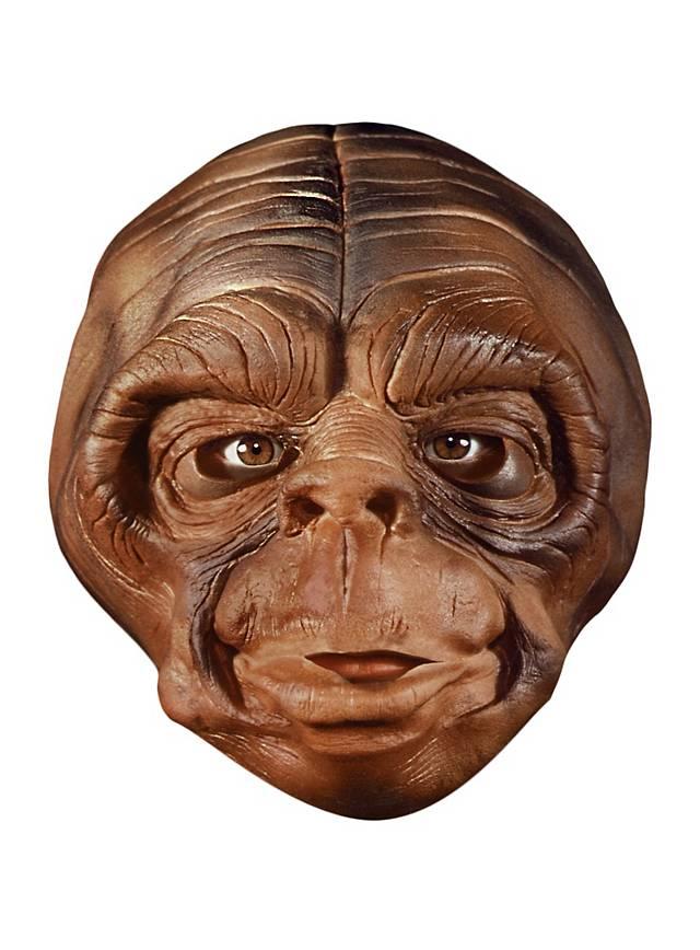 Extra Terrest Maske aus Schaumlatex