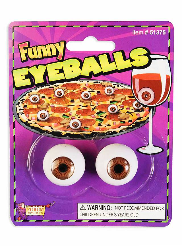 Eyeballs Halloween Decoration