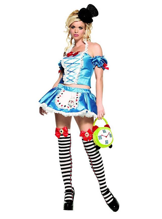 Fantasy Alice Kostüm
