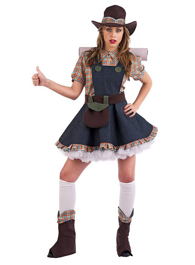 farmer girl costume
