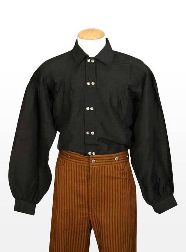 Farmer Shirt black