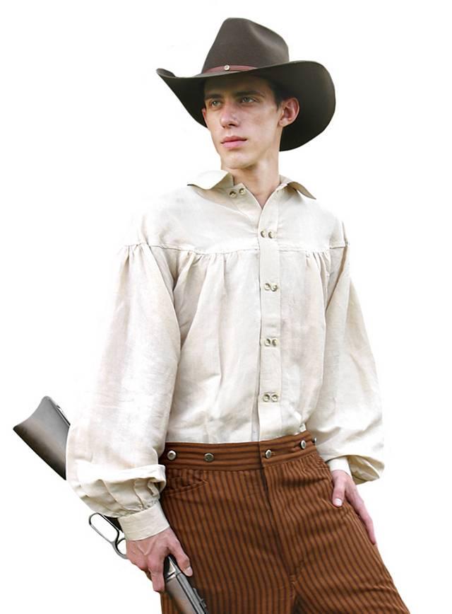 Westernhemd Old Sam - 22% Rabatt
