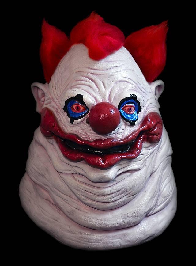 Genieße den reduzierten Preis weltweit bekannt modisches und attraktives Paket Fatso Killerclown Maske aus Latex