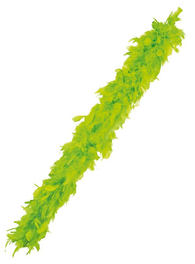 Feather Boa peridot