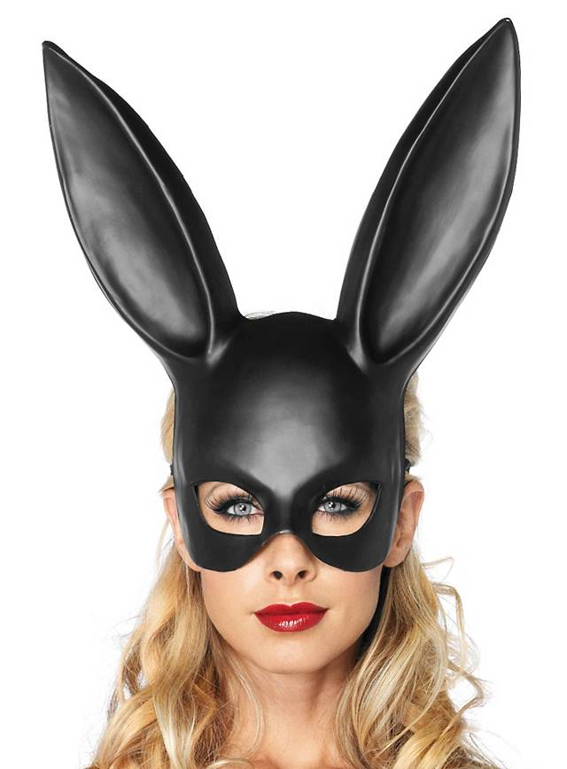 Fetish Bunny Half Mask