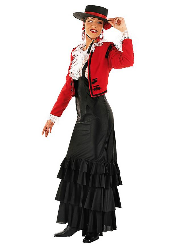 Flamenco Girl Costume