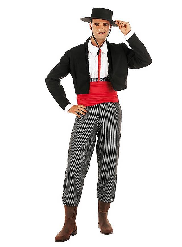 Flamenco man costume