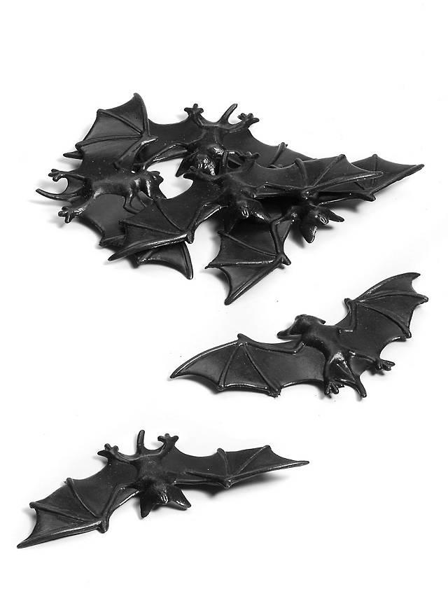 Fledermaus Set Halloween Deko