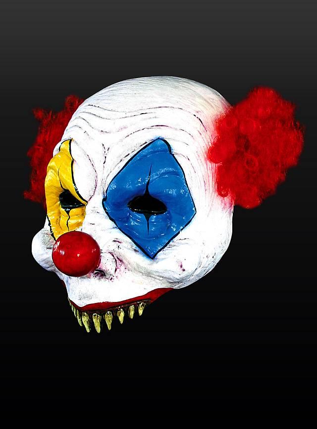 Fleischfresser-Clown Maske