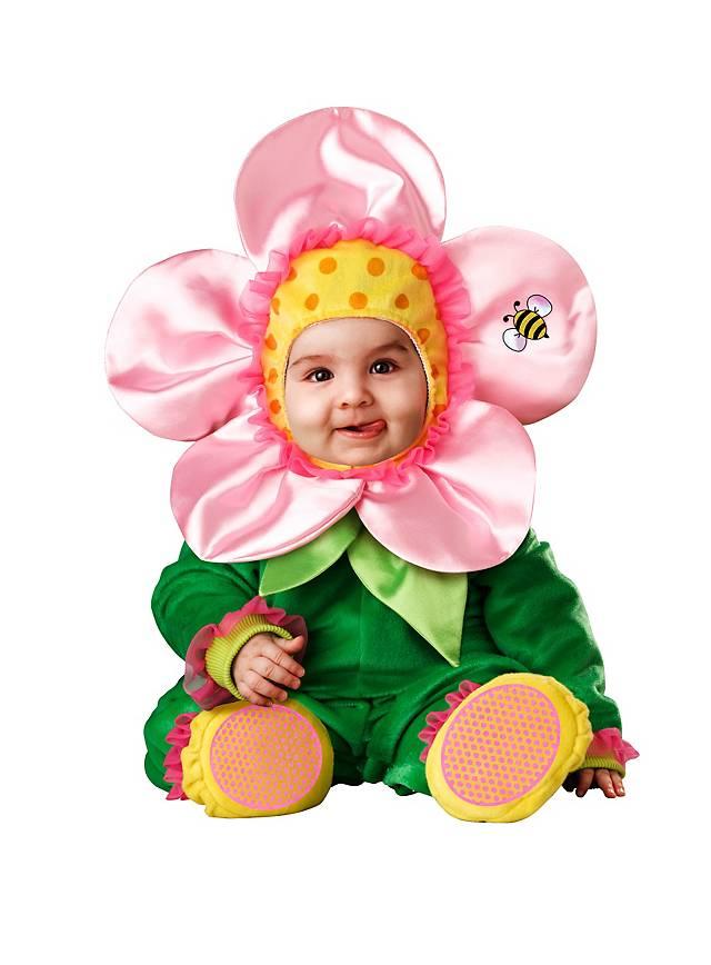 Fleur Déguisement Bébé