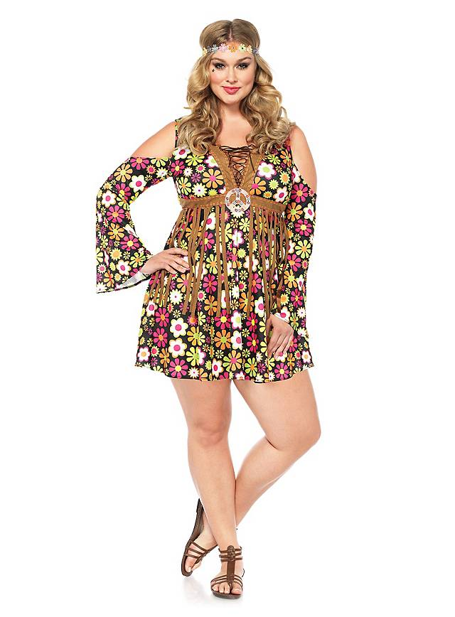 4990 u20ac · Flower Power XXL costume  sc 1 st  Maskworld & The 1960s u0026 1970s: hippie costumes and disco party outfits ...