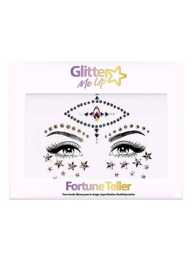 Fortune Teller Face Jewels Gesichtsschmuck