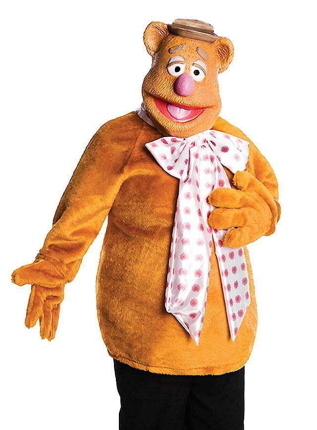 Fozzie Bär Muppets Kostüm
