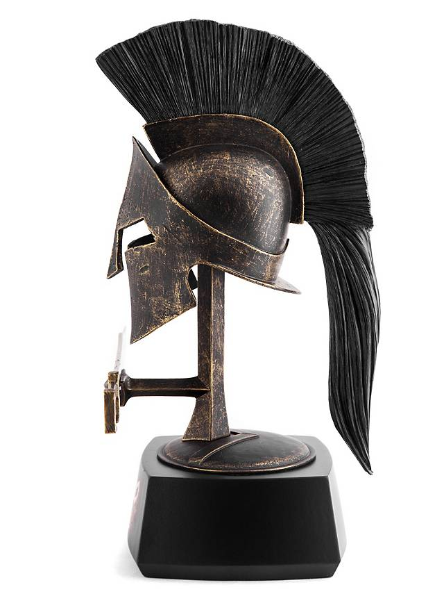 leonidas helmet how to make metal
