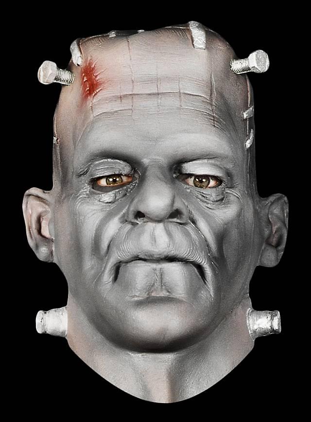 Frankenstein's Monster I Maske aus Schaumlatex
