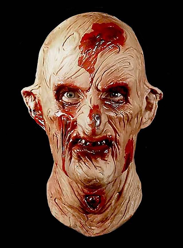 Freddy I Maske aus Schaumlatex