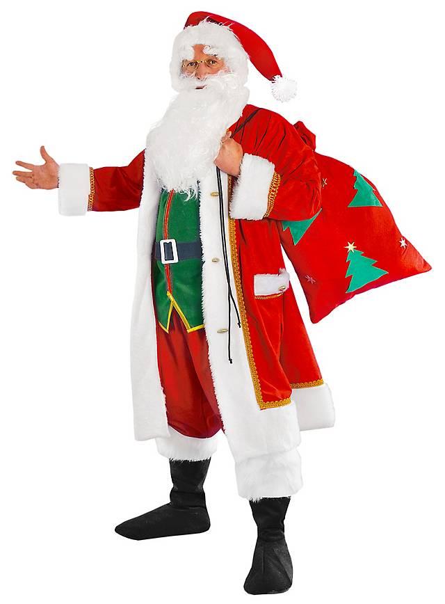 Fröhlicher Weihnachtsmann Kostüm