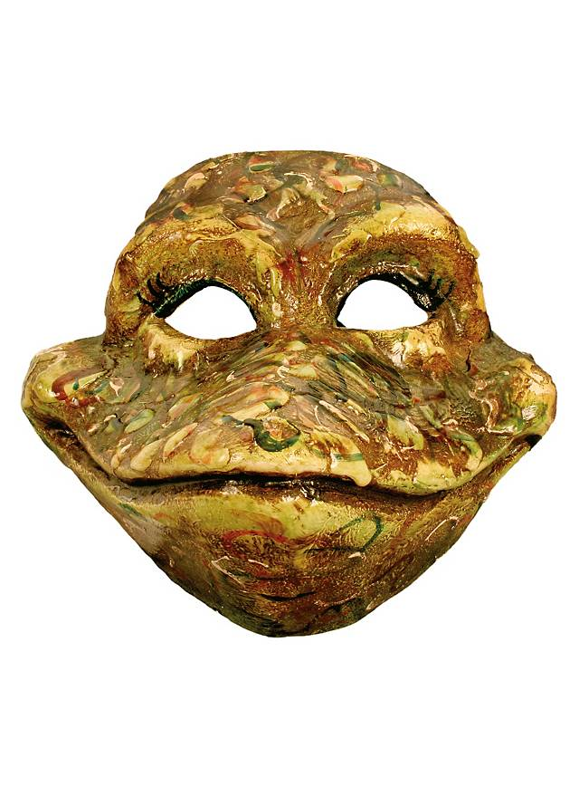 Frosch - Venezianische Maske