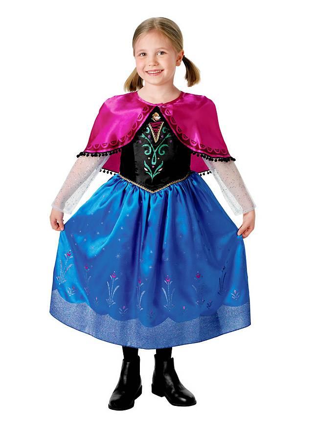 Frozen Princess Anna Kids Costume  sc 1 st  Maskworld & Frozen Princess Anna Kids Costume - maskworld.com