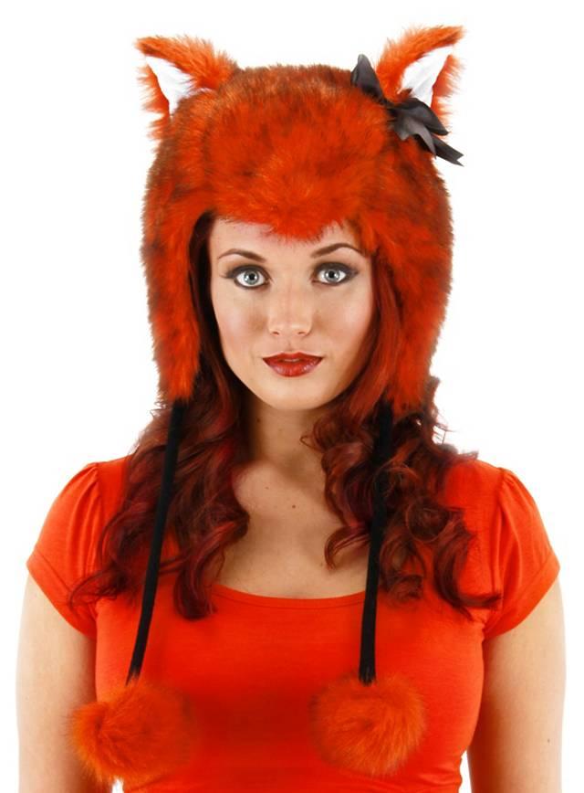 Fuchs  Mütze