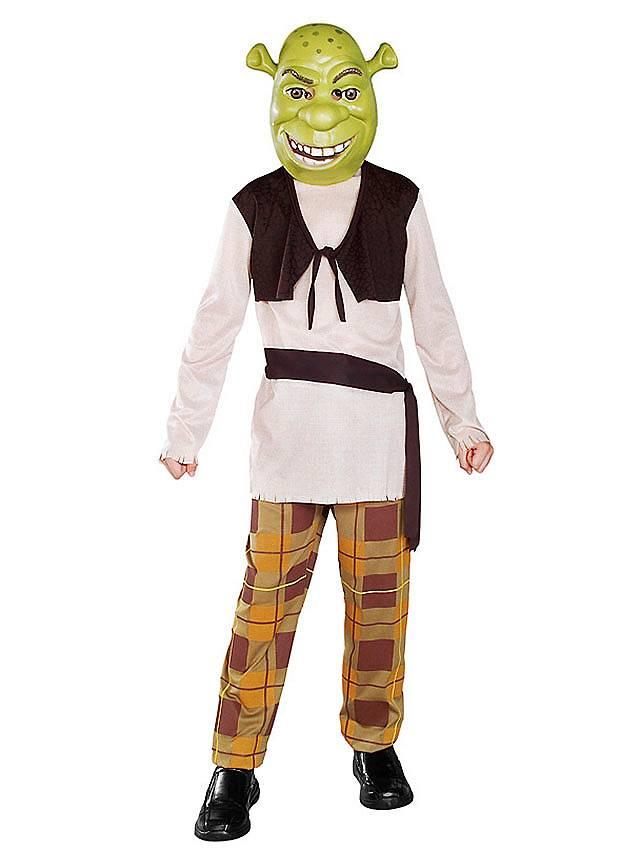 Für immer Shrek Kostüm