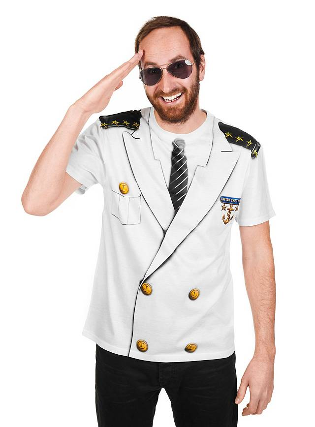 Fun Shirt Kapitän