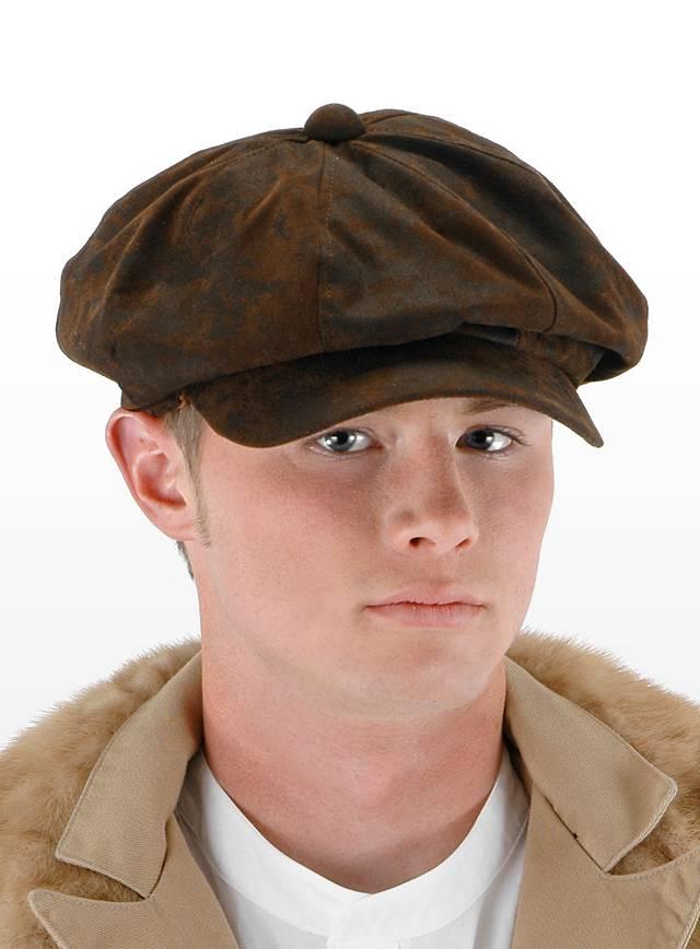 Gatsby Mütze braun