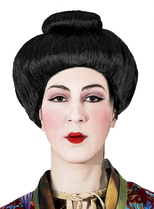 Geisha High Quality Wig