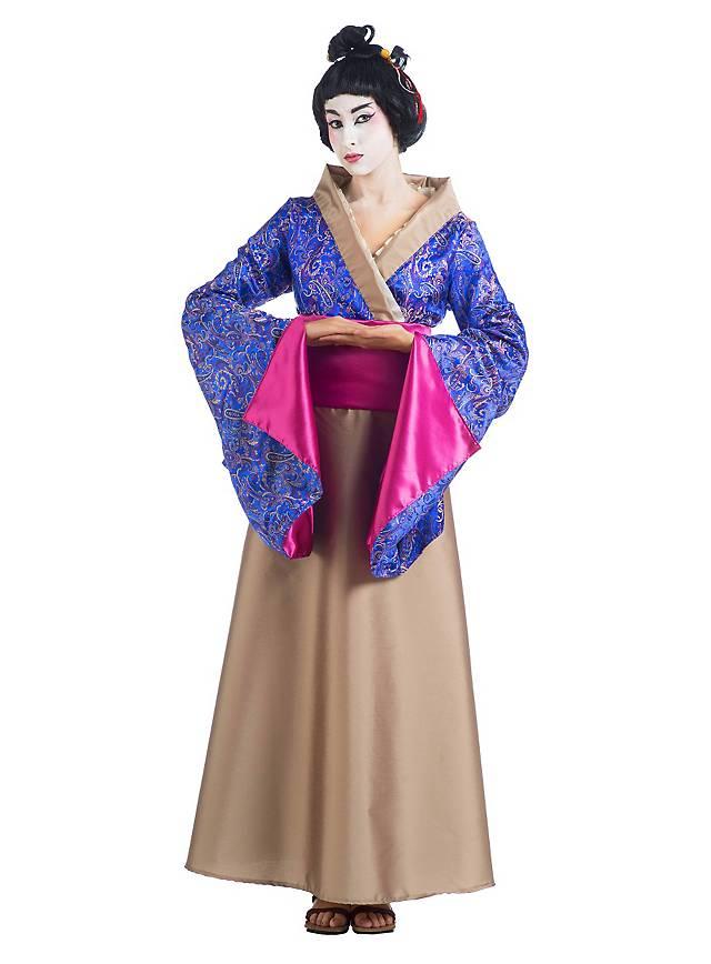 geisha kostüme