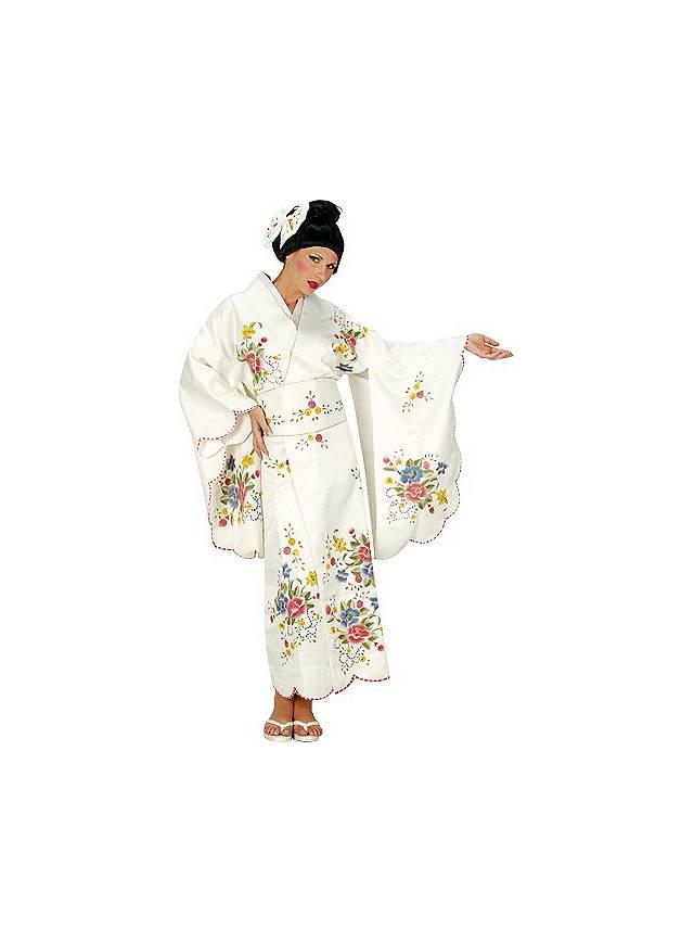 Geisha White Costume Maskworld Com