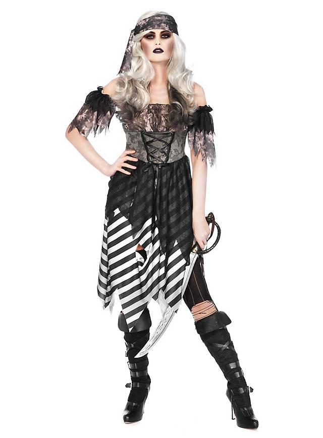 Geisterpiratin Kostüm