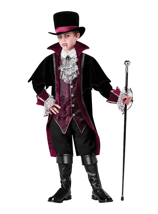 Gentleman Vampir Kinderkostüm