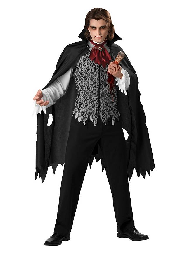 Gepfählter Vampir Halloweenkostüm
