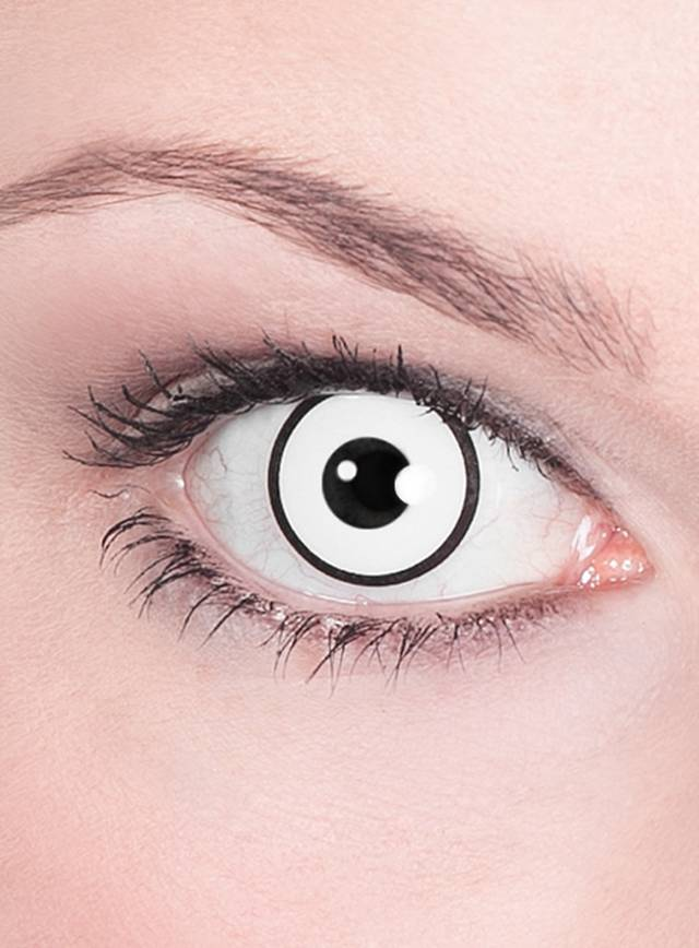 Gespenst Kontaktlinsen