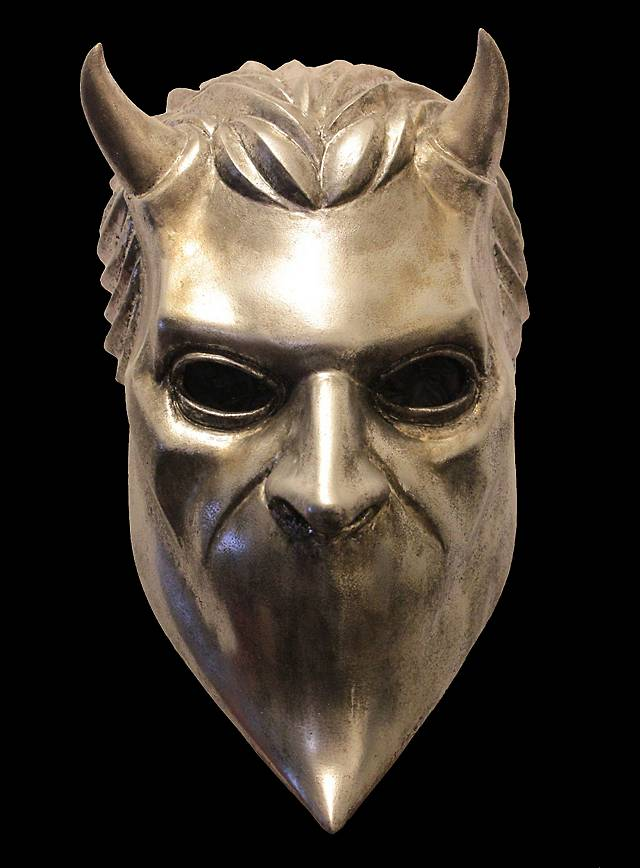 Ghost - Nameless Ghoul Maske aus Resin