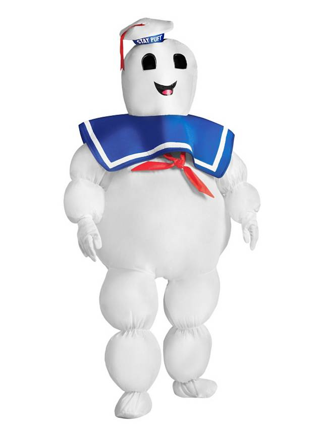 Ghostbusters Marshmallow Man Kinderkostüm