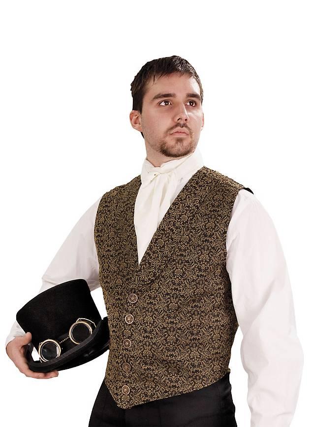 Gilet d'aristocrate steampunk