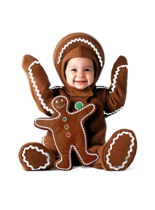 Gingerbread Man Infant Costume  sc 1 st  Maskworld & Gingerbread Man Infant Costume - maskworld.com