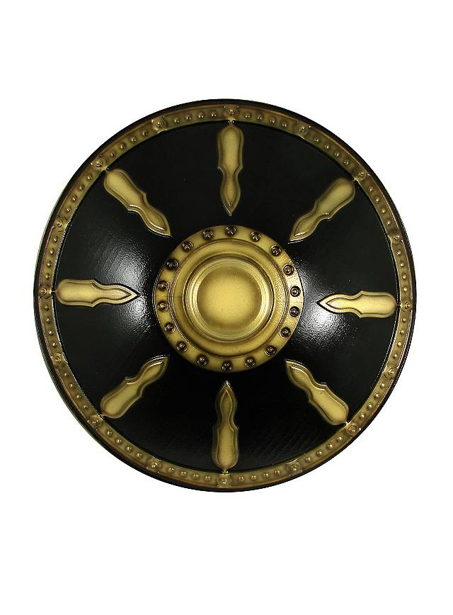 Gladiatorenschild gold